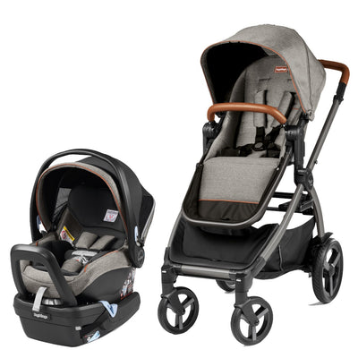 Agio by Peg Perego Z4 Travel System in Agio Grey