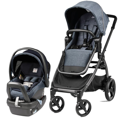 Agio by Peg Perego Z4 Travel System in Agio Mirage Blue