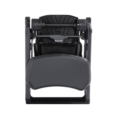 Baby Jogger City Bistro™ High Chair folded