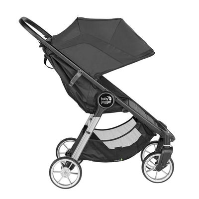 Baby Jogger City Mini® 2 4-Wheel Travel System side view