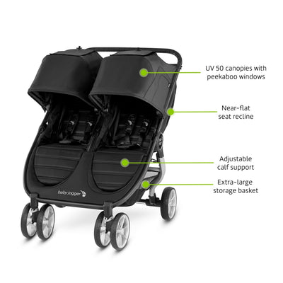 Baby Jogger City Mini® 2 Double Stroller