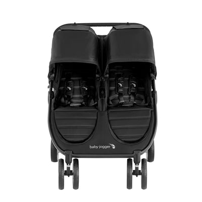 Baby Jogger City Mini® 2 Double Stroller in Jet