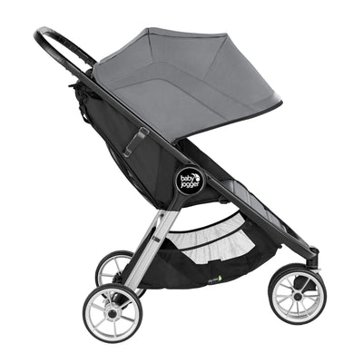 Baby Jogger 2019 City Mini® 2 Stroller in Slate side view