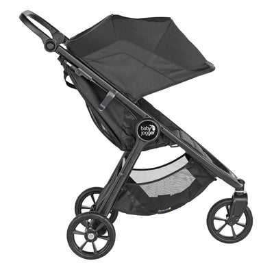 Baby Jogger City Mini® GT2 Travel System in Jet side view