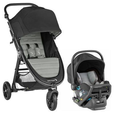 Baby Jogger City Mini® GT2 Travel System in Slate
