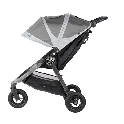 Baby Jogger City Mini® GT Travel System in Steel and Gray