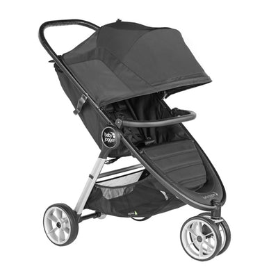 Baby Jogger City Mini 2/Mini GT2 Belly Bar on stroller