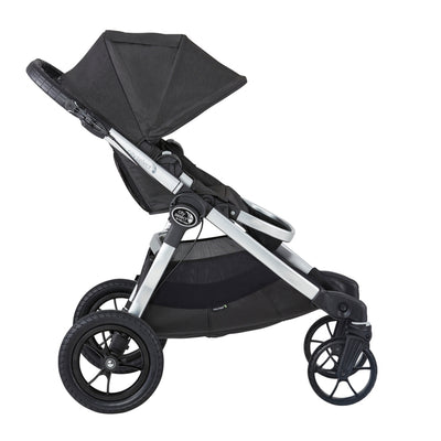 Baby Jogger City Select® stroller in Jet side view