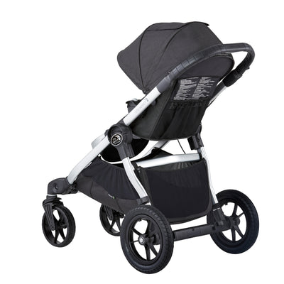 Baby Jogger City Select® stroller in Jet back view