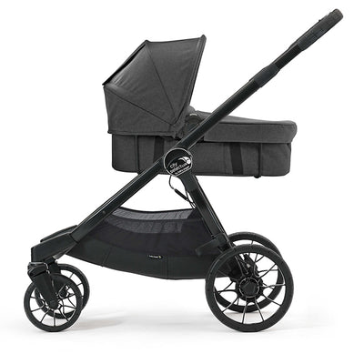 Baby Jogger City Select® LUX Bassinet Kit in Granite on City Select LUX stroller