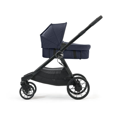 Baby Jogger City Select® LUX Bassinet Kit in Indigo on City Select LUX stroller