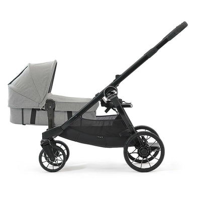 Baby Jogger City Select® LUX Bassinet Kit in Slate on City Select LUX stroller