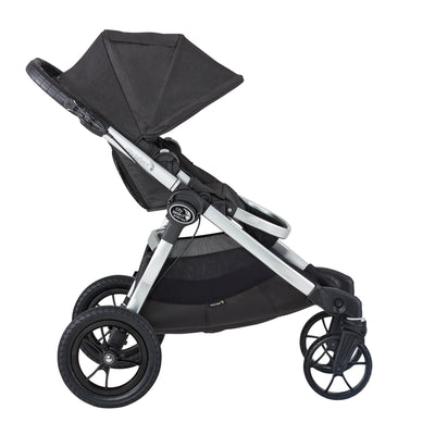 Baby Jogger 2019 City Select® Stroller in Jet side view