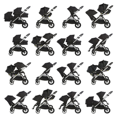 Baby Jogger 2019 City Select® Stroller with 16 configurations