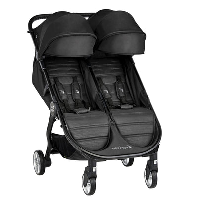 Baby Jogger 2019 City Tour 2 Double Stroller in Jet