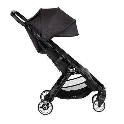 Baby Jogger 2019 City Tour 2 Stroller in Jet side view