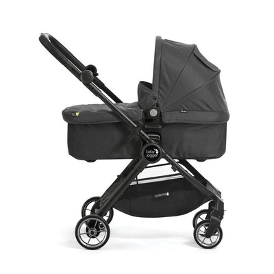 Baby Jogger City Tour LUX Foldable Pram in Granite on City Tour Lux Stroller