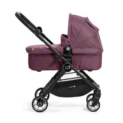 Baby Jogger City Tour LUX Foldable Pram in Rosewood on City Tour Lux Stroller