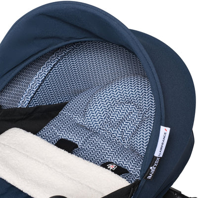 Babyzen YOYO² 0+ Newborn Stroller Bundle by Air France fabrics