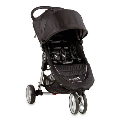 Baby Jogger City Mini® Stroller in Black/Gray
