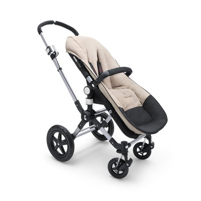 Bugaboo High Performance Footmuff as Seat Liner on Stroller