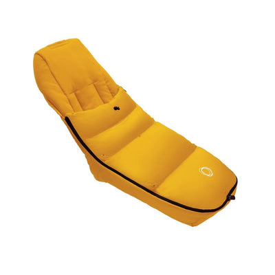 Bugaboo High Performance Footmuff in Sunrise Yellow Side View
