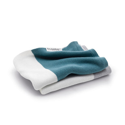 Bugaboo Light Cotton Blanket in Petrol Blue
