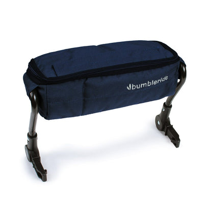 Bumbleride Indie Twin Snack Pack in Maritime Blue