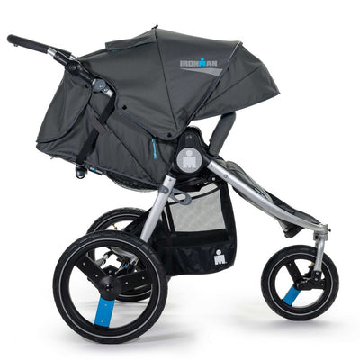 Bumbleride 2020 IRONMAN Speed Jogging Stroller side view