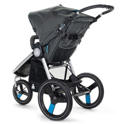 Bumbleride 2020 IRONMAN Speed Jogging Stroller back view