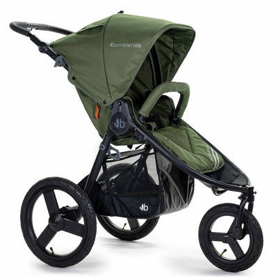 Bumbleride 2020 Speed Running Stroller in Olive Green