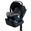 Clek Liing Infant Car Seat + Base in Chrome
