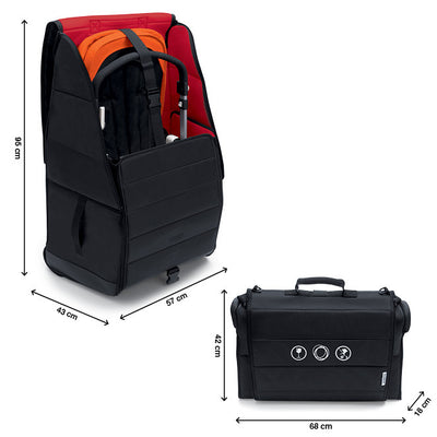 Bugaboo Comfort Transport Bag dimensions