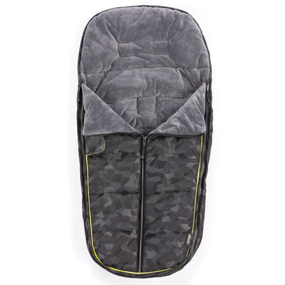 Diono All Weather Footmuff in Black Camo