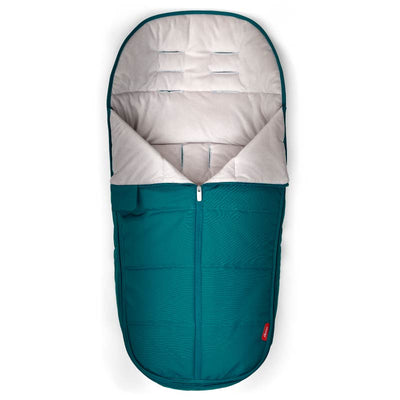 Diono All Weather Footmuff in Blue Turquoise