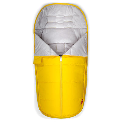 Diono All Weather Footmuff in Yellow Sulphur