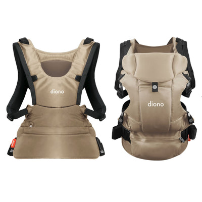 Diono Carus Essentials 3-in-1 Baby Carrier in Sand