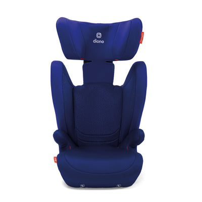 Diono Monterey® 4DXT Booster in Blue with headrest extended