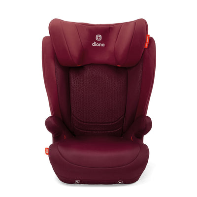 Diono Monterey® 4DXT Booster in Plum with side wings extended