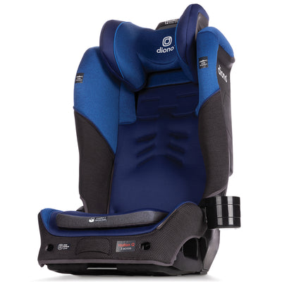 Diono Radian® 3QX Latch Ultimate All-in-One Convertible Car Seat in Blue Sky as a booster