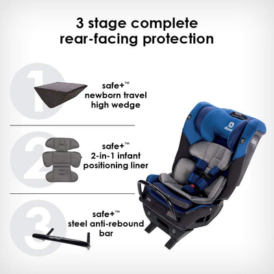 Diono Radian® 3QX Latch Ultimate All-in-One Convertible Car Seat