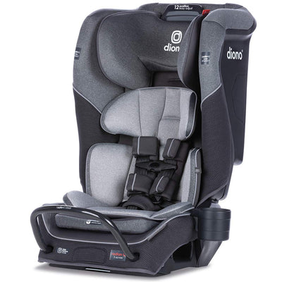 Diono Radian® 3QX Latch Ultimate All-in-One Convertible Car Seat in Black Jet