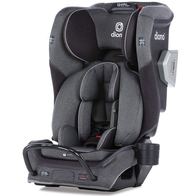 Diono Radian® 3QXT Latch Ultimate All-in-One Convertible Car Seat in Grey Slate