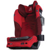 Diono Radian® 3QXT Latch Ultimate All-in-One Convertible Car Seat in Red Cherry as a booster