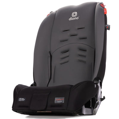 Diono Radian® 3R Latch Convertible+Booster Car Seat in high back booster mode
