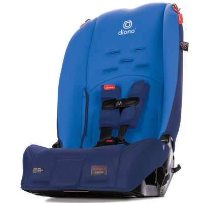 Diono Radian® 3R Latch Convertible+Booster Car Seat in Blue Sky