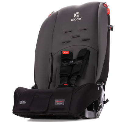 Diono Radian® 3R Latch Convertible+Booster Car Seat in Gray Slate