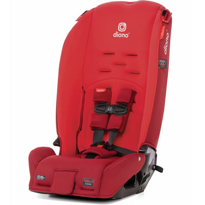 Diono Radian® 3R Latch Convertible+Booster Car Seat in Red Cherry