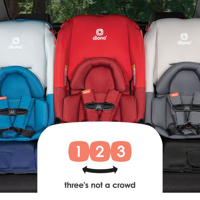Diono Radian® 3 RX Convertible+Booster Car Seat