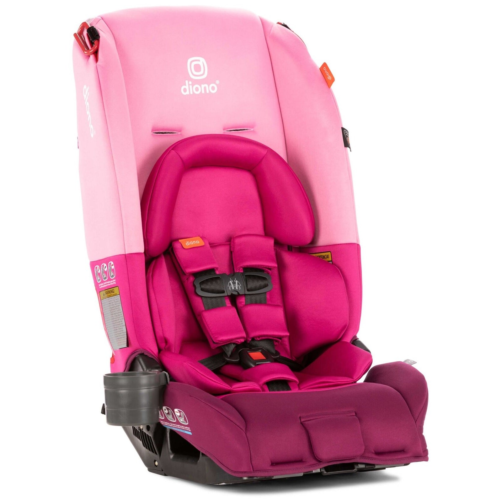 Diono Car Seat >> Diono Radian 3 Rx Convertible Booster Car Seat